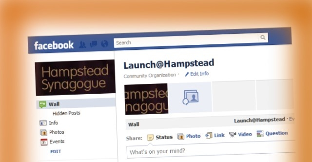 Visit https://www.facebook.com/pages/LaunchHampstead/144308955668297